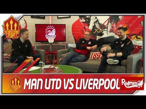 Manchester United vs rpool United Stand vs Redmen TV