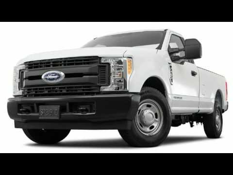 2017 Ford F-250 Video
