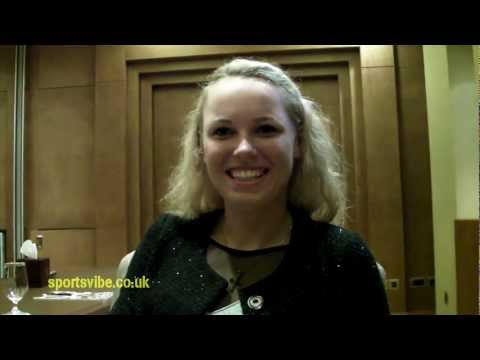 Caroline Wozniacki - World Number 1 - Sportsvibe TV