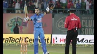 Virat Kohli's 127-run knock vs WI- Superb