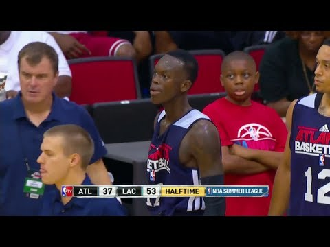 Dennis Schröder Full Highlights vs Los Angeles Clippers - NBA SL 12/07/2013