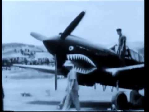 RE:RAAF 75 Squadron Kittyhawks, New Guinea, WWII [PART(2)]