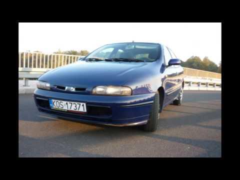 FIAT BRAVA 1.2 16V 2000r na pamiątkę