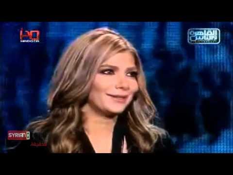 سيدة مصرية تشرشح اصالة وتخرجها عن طورها.