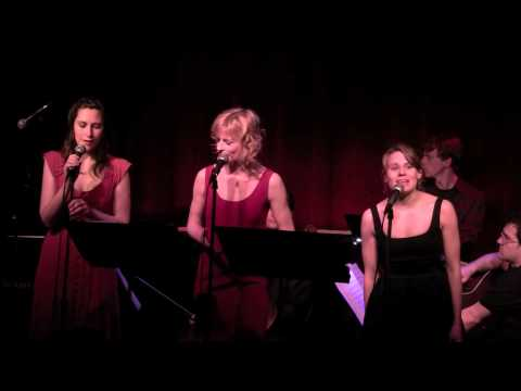 LANGUAGE OR THE KISS - Celia Keenan-Bolger, Lisa Brescia, Kait Kerrigan