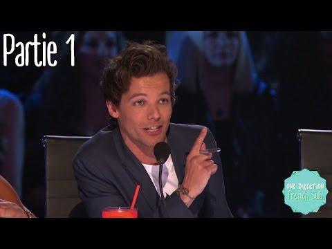 Louis Tomlinson dans America's Got Talent - VOSTFR Traduction Française (Partie 1)