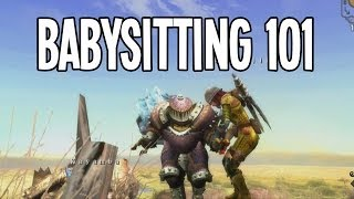 Monster Hunter 3 Ultimate: Babysitting 101