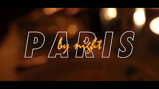 PARIS BY NIGHT par Angele Metzger x L'Officiel Paris