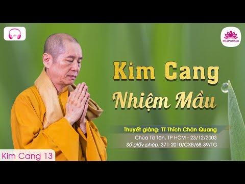 Kinh Kim Cang 13/20