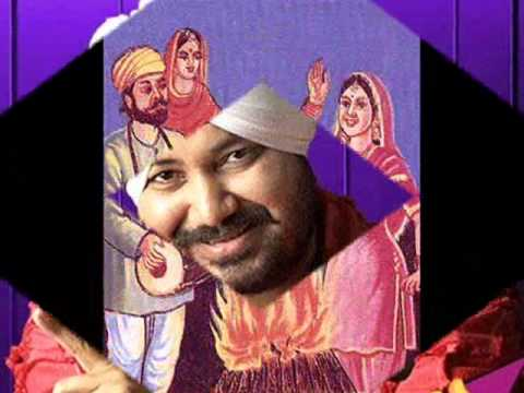 Daler Mehndi Sang Ukhli Vich Daana  Song For Lohri Festival video