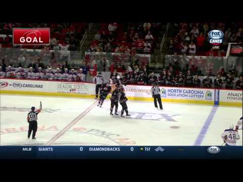 Edmonton Oilers vs Carolina Hurricanes 08.03.2015