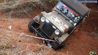Mechanium extreme Offroad jeep performing
