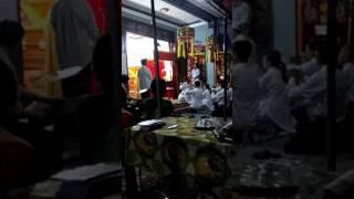 Đám tang cậu 10 Kông Hoài Nhơn, Bình Định. Lễ thành phục.