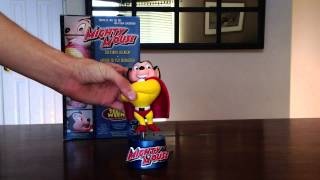 Mighty Mouse Mini Maquette Statue by Electric Tiki