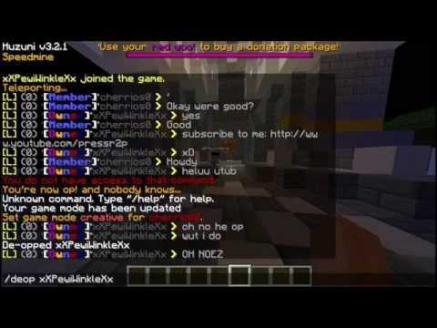 Minecraft - 1.7x Force op/Poisoned Plugin NO SURVEYS/PASSWORDS