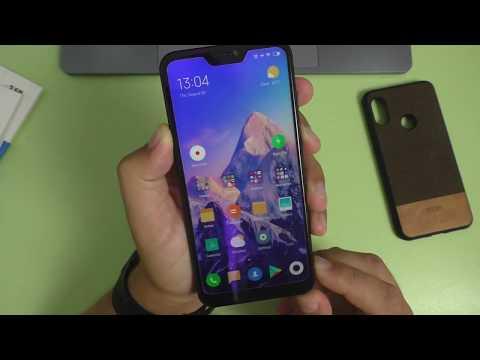 Xiaomi Redmi 6 Pro ► клею защитное стекло!