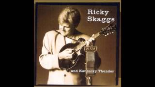 Watch Ricky Skaggs Little Maggie video