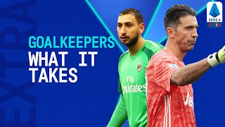 What It Takes To Be A Goalkeeper: Goalkeeping Heroics | Serie A Extra | Serie A TIM