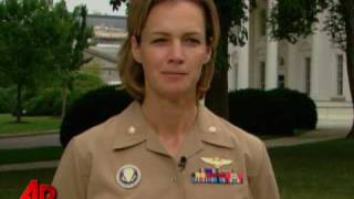 First Person: First Female Marine One Pilot