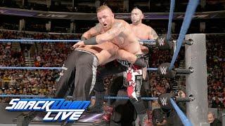 Heath Slater & Rhyno vs. Ascension - SmackDown Tag Team Title Match: SmackDown LIVE, Sept. 13, 2016