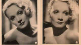 Watch Marlene Dietrich Something I Dreamed Last Night video