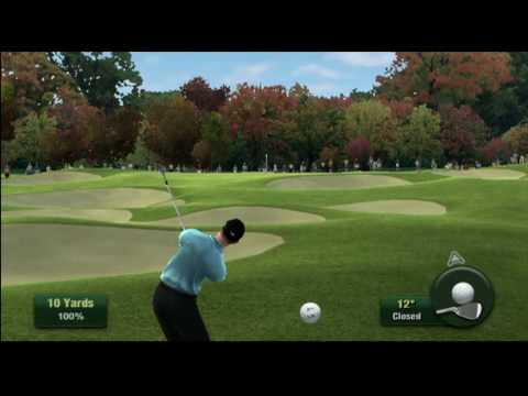 Tiger Woods PGA Tour 11 Official [HD]  Wii features video teaser
