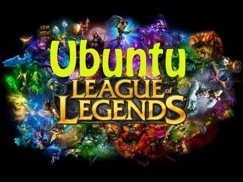 Tutorial (funcionando) - Descargar League Of Legends en Ubuntu Linux Mint Guadalinex Edo Español