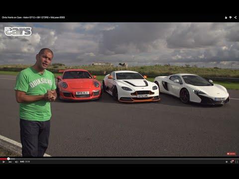 Chris Harris on Cars