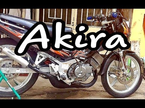 SUZUKI AKIRA 120