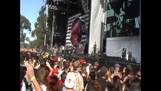 Blink-182 Soundwave 2013 Adelaide Bonython Park Full Set