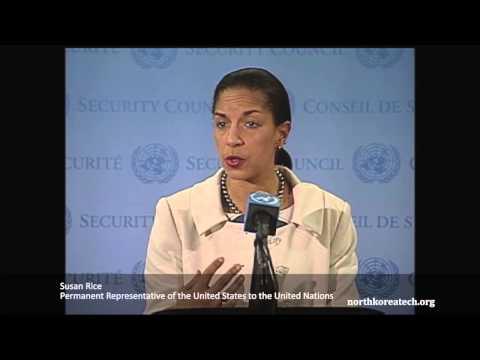 UN Security Council reaction to North Korea's rocket launch