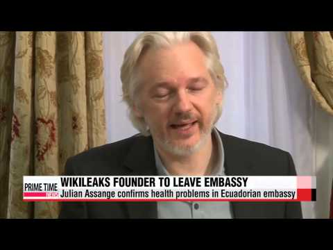 Julian Assange to soon leave embassy in London