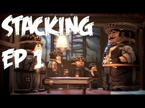 Stacking: Walkthrough – Episode 1 – Let's Play (360/PS3)
