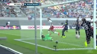RB Leipzig 4 2 Paris Saint Germain  Pre season Club Friendly Full Match Highlight