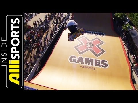 PLG Gets Gold, Paul Zitzer Looks at X Games Skate