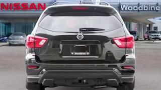 2019 Nissan Pathfinder SV-AWD Rock Creek Edition