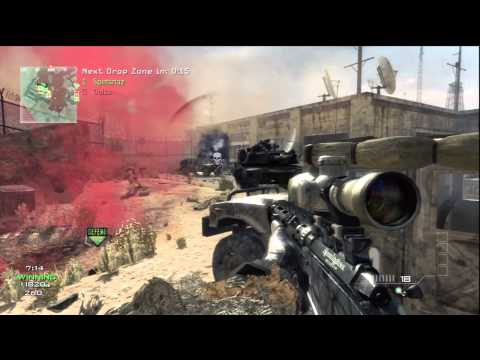 Modern Warfare 3 L11 + MSR M.O.A.B Dome