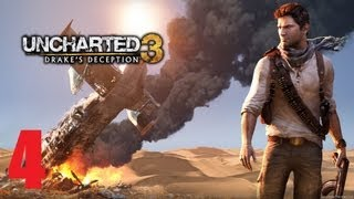 Uncharted 3: Drake's Deception Story Walkthrough (Part 4)