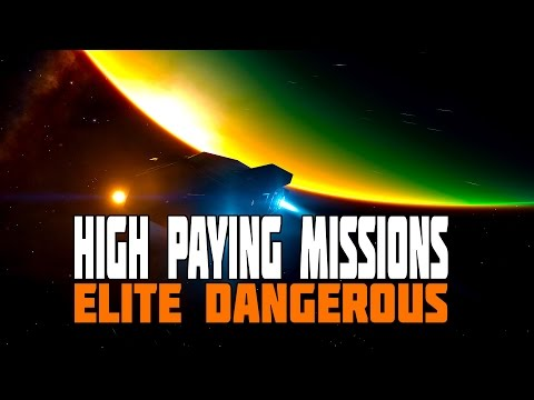 Elite Dangerous - High Paying Passengers - Engineer Modded Beluga