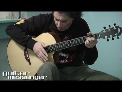 Pierre Bensusan - The Alchemist @ GuitarMessenger.com