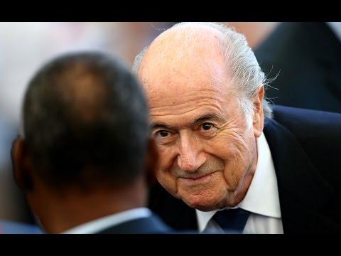 Wiederwahl? Sepp Blatter: