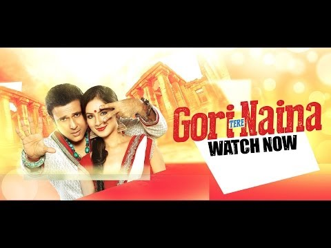 Gori Tere Naina Full Video Song HD - Romantic Song - Govinda
