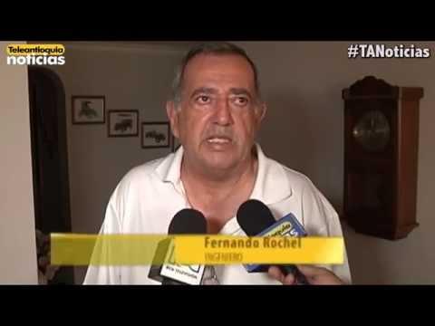 Autoridades investigan posibles amenazas contra el ingeniero Roberto Rochel