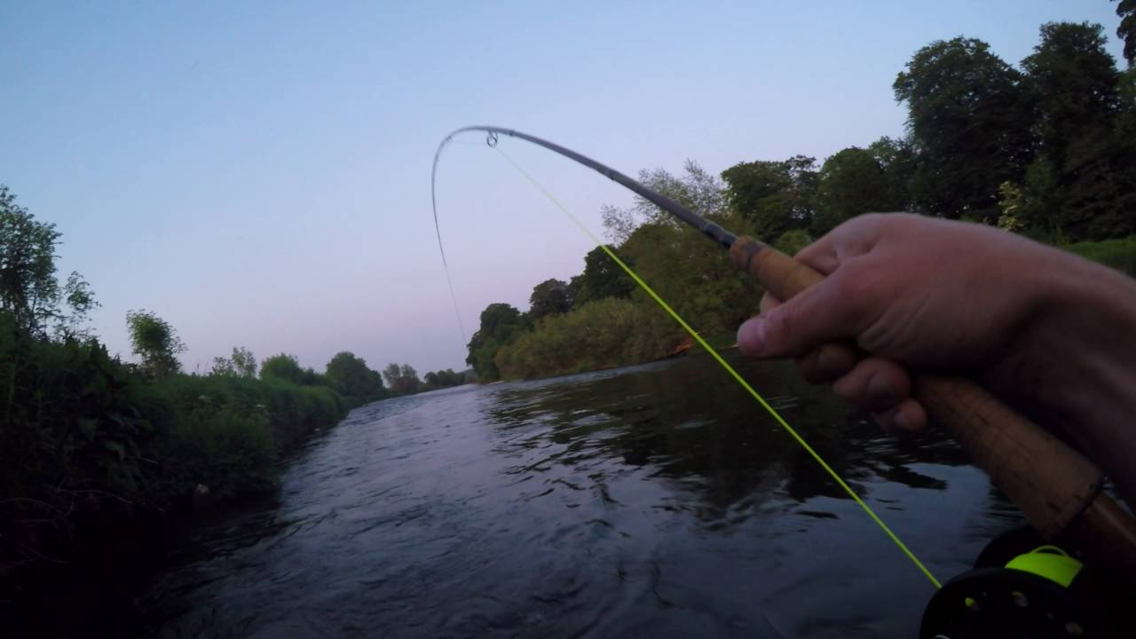 Fishing in Ireland  How I lost my BIGGEST trout on a FLY