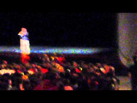 Reggie Dabbs-Owasso High School-Assembly-Song 3