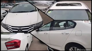 Honda City Zx Sunroof Second hand cars for sale | Second hand car market in delhi | Honda city ivtec