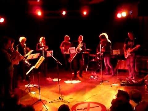 BROKKENFABRIEK playing ZAPPA - 4