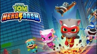 Talking-- Tom --Hero Dash-- New --Android --GamePlay...App.....