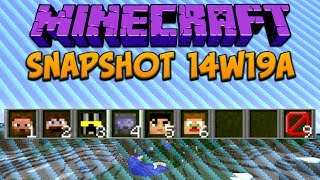 Minecraft 1.8: Snapshot 14w19a Enhanced Spectator Mode & World Border