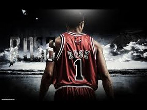Best of derrik rose (Til I collapse)